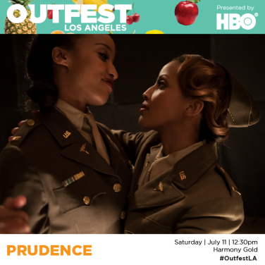 Prudence Short Film Melanie Martin actress Outfest Los Angeles 2015